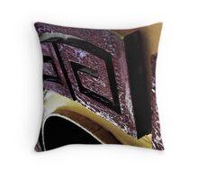 Temple Art Throw Pillow