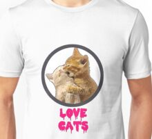 Love Cats Unisex T-Shirt