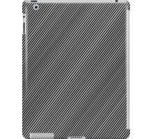 Thin Stripes Hypnotic iPad Case/Skin