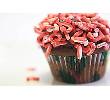 Candy cane minis-2 Photographic Print