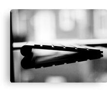 Apple Imac Keyboard Canvas Print