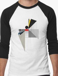 BLACK POINT Men's Baseball ¾ T-Shirt