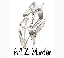 Art 2 Plunder Logo 2 T-Shirt