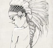 Head Girl by Pencilsquad