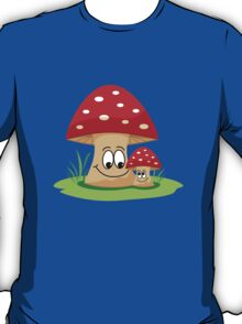 Happy mushrooms T-Shirt