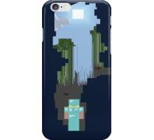 Minecraft Cave iPhone Case/Skin