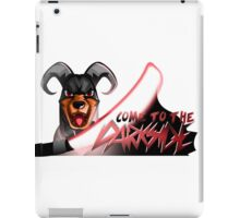 Join The Dark Side iPad Case/Skin