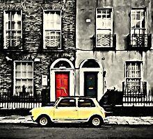 Urban Mini by Sharon Poulton