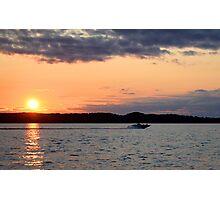 Torch Lake (Michigan)  Photographic Print