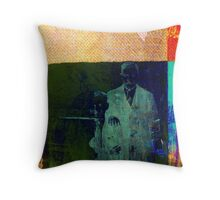 Tapestry I Throw Pillow