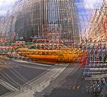Cityscape  by Jean-François Dupuis