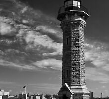 Blackwell Island Lighthouse by shawng13