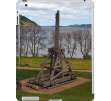 The Trebuchet iPad Case/Skin