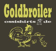 Goldbroiler by fuxart