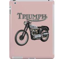 Triumph TR5 Trophy 1949 (The Fonz) iPad Case/Skin