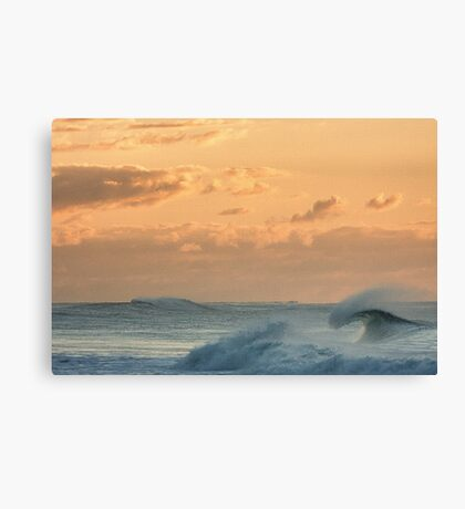 Glorified Movement Canvas Print