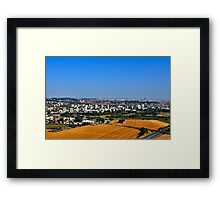 Paris 11 Framed Print