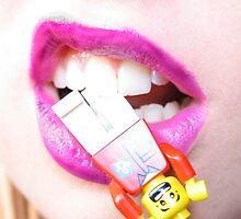 LEGO MAN! by Tallulah Raspberry