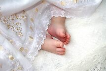 Baby Feet by Christine Wilson