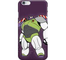 Baymax - Buzz Lightyear iPhone Case/Skin