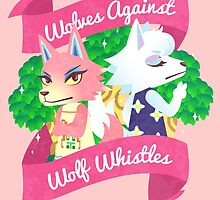 Wolves Against Wolf Whistles by Siobhan Brewer