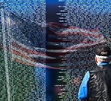 Viet Nam Wall of Honor by RosiesPhotos