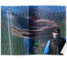 Viet Nam Wall of Honor Poster
