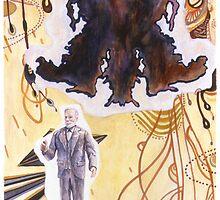 Father Issues (Sigmund Freud) by Karl Frey