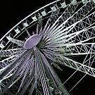 Ferris Wheel Lights by Lisa Williams