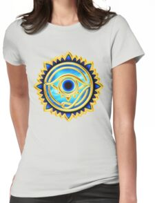 EYE OF HORUS - Eye of Providence - All Seeing Eye, Nazar Womens Fitted T-Shirt