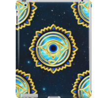 EYE OF HORUS - Eye of Providence - All Seeing Eye, Nazar iPad Case/Skin