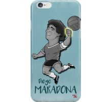 Diego Maradona design iPhone Case/Skin