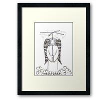 Angel to the Rescue!  Framed Print