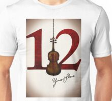12 Years a Slave Unisex T-Shirt