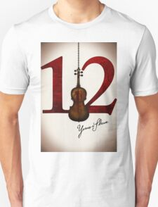 12 Years a Slave T-Shirt