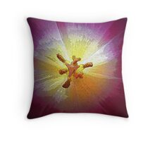 ~soul of a tulip~ Throw Pillow