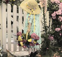 A Little Visit by Christine Wilson