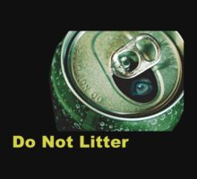 Do Not Litter by Selina Tour