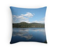 Peaceful Tranquility Throw Pillow