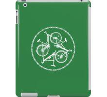 Green Spin v2 iPad Case/Skin