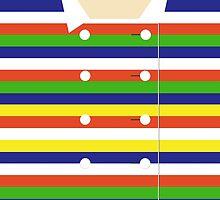 Rachel Berry New York Coat by livinginamovie