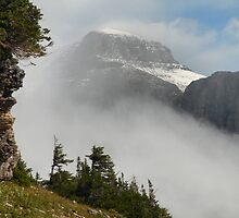 Mount Gould - Glacier National Park, Montana, USA by Dave Martsolf