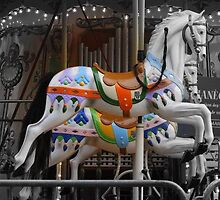 Paris Carousel by joybliss