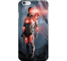 Cyberpunk Painting 052 iPhone Case/Skin