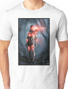 Cyberpunk Painting 052 Unisex T-Shirt