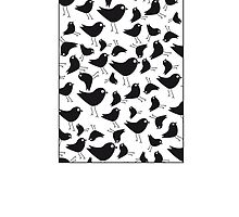 Flock of Birds by Nicole Manks
