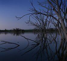 Twilight Lake by Peter Hodgson
