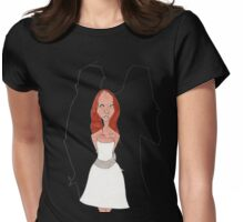 Remembrance Womens Fitted T-Shirt