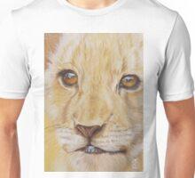 Lion cub study Unisex T-Shirt