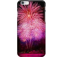 Blossom Bursts - Sydney Harbour - New Years Eve - Midnight Fireworks  iPhone Case/Skin
